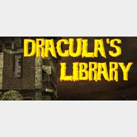 Dracula's Library |Steam Key Instant|