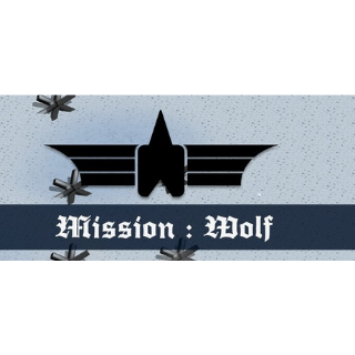 Mission: Wolf |Steam Key Instant|