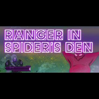 Ranger in Spider's den |Steam Key Instant|
