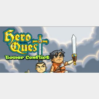 Hero Quest: Tower Conflict |Steam Key Instant|