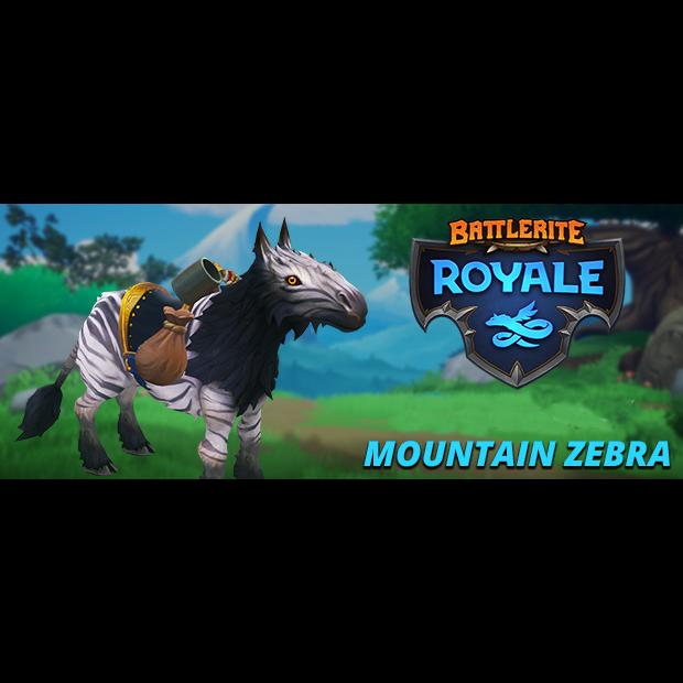Battlerite Royale Zebra Mount |Steam Key Instant| - Steam Games