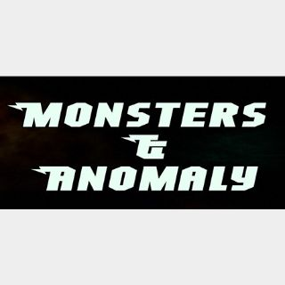 Monsters & Anomaly |Steam Key Instant|