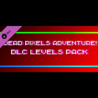 !Dead Pixels Adventure! DLC Levels pack |Steam Key Instant|