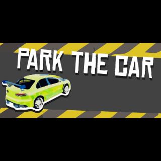Park the Car |Steam Key Instant|