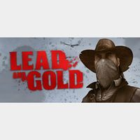 Lead and Gold: Gangs of the Wild West |Steam Key Instant|