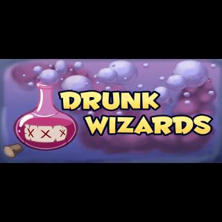 Drunk Wizards  Steam Key Instant 