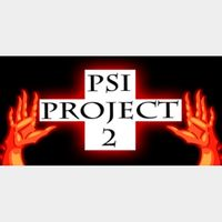 Psi Project 2 |Steam Key Instant|