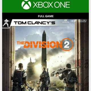 The Division 2 |XboX One Key Instant|