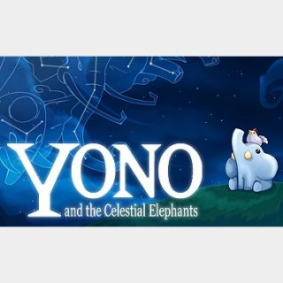 Yono and the Celestial Elephants  Steam Key Instant 