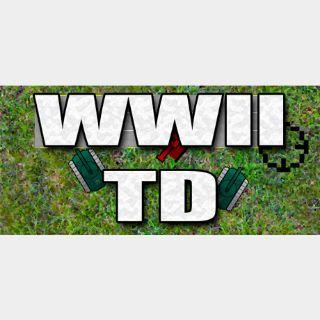 WWII - TD |Steam Key Instant|