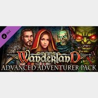 Wanderland Advanced Adventurer Pack |Steam Key Instant|
