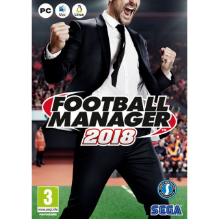 Football Manager 2018 |Steam Key Instant|