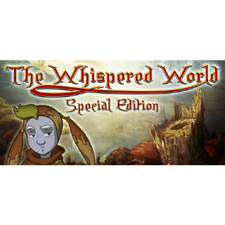 The Whispered World Special Edition |GOG Instant Key|