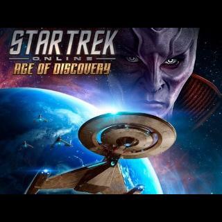 Star Trek: Online Age of Discovery Starter Pack