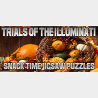 Trials of The Illuminati: Snack Time Jigsaw Puzzles |Steam Key Instant|