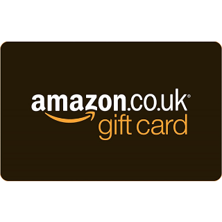£25 Amazon UK Gift Card - LOW Price
