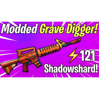 Grave Digger | ! Moded Grave Digger !