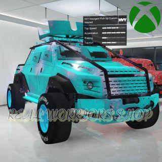Modded Insurgent Pick-Up