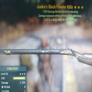Weapon | BPR Junkie's 50c/250