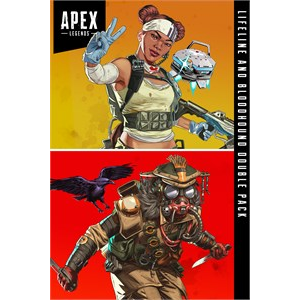 Apex Legends™ - Lifeline and Bloodhound Double Pack USA INSTANT DELIVERY