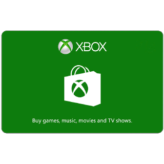 25$ Xbox Gift Card USA (Instant Delivery)