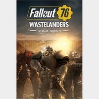Fallout 76: Wastelanders Deluxe Edition USA INSTANT DELIVERY