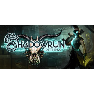 Shadowrun Returns - Steam