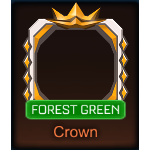 Crown | Forest Green