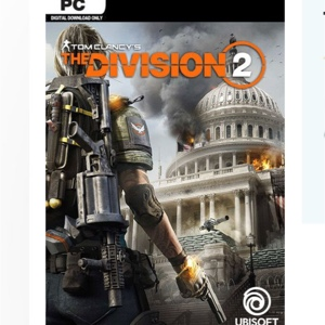 Tom Clancy's The Division 2 uplay
