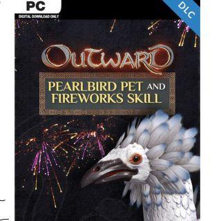 Outward PC Pearlbird Pet and Fireworks Skill DLC