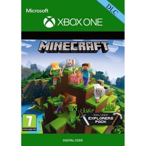 Minecraft: Explorers Pack DLC Xbox One
