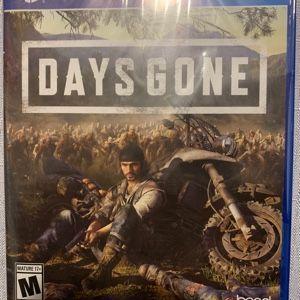 Days Gone - PlayStation 4 brand new