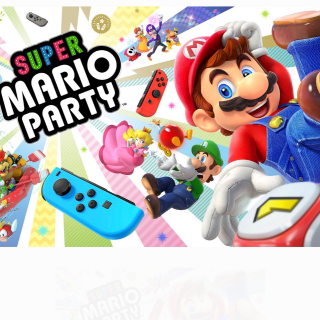 Super Mario Party, Nintendo, Nintendo Switch (Digital Download)