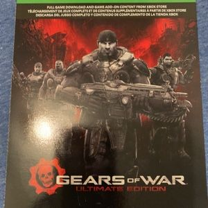 Gears of War: Ultimate Edition XBOX LIVE Key XBOX ONE