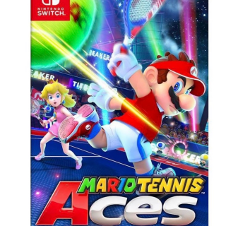 Mario Tennis Aces - Nintendo Switch [Digital]