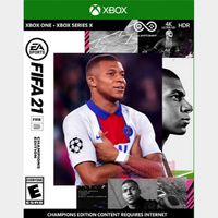 FIFA 21 Standard Edition - Xbox One