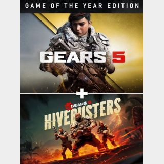 Gears 5: Game of the Year Edition - US ONLY