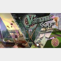 Vertiginous Golf Steam Global Instant