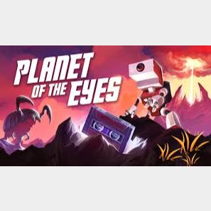 Planet of the Eyes Steam Global Instant