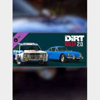 DiRT Rally 2.0 - H2 RWD Double Pack Steam Global Instant