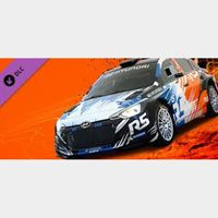 DiRT 4 Hyundai R5 Rally Car Steam Global Instant