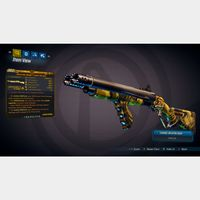 Weapon | MOD! SLEDGE SHOTTY LVL 1