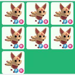Pet   7x FR Kitsune Bundle