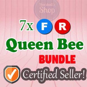 Pet   7x FR Queen Bee Bundle