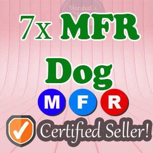 Pet   7x MFR Mega Dog Bundle